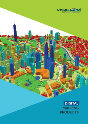 Digital Mapping Products